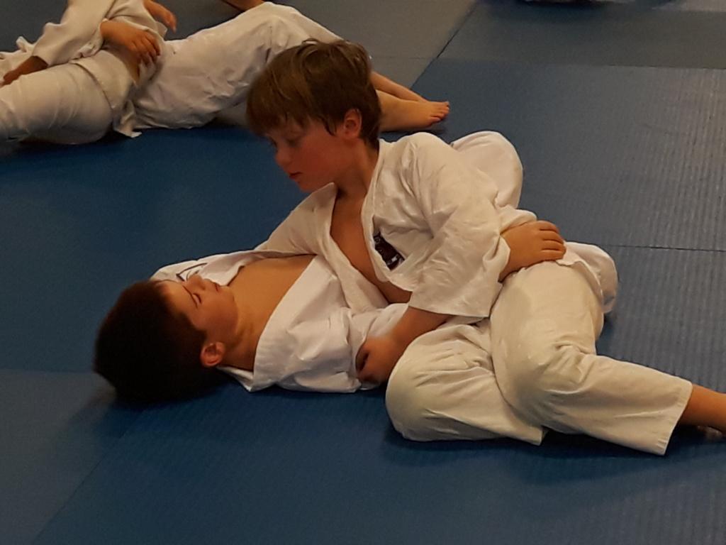 Le Mercredi du Judo au C.S.R.A de Mulhouse