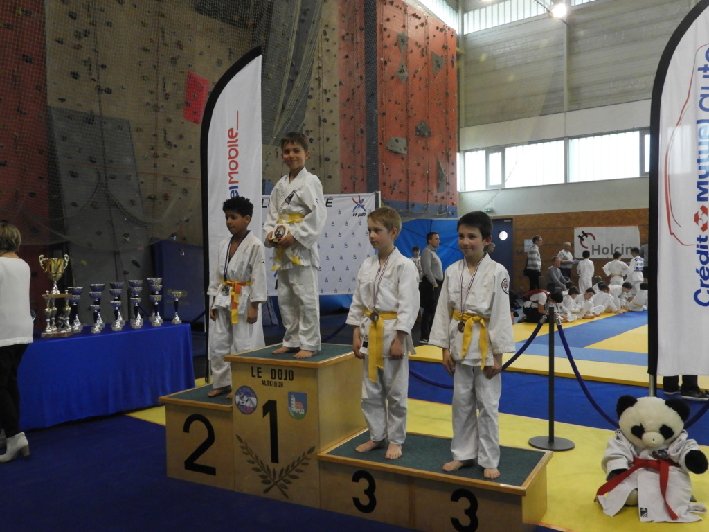 Tournoi Altkirch - Riedisheim Arts Martiaux