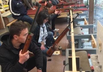 Concours de tir - Equie Riedisheim Arts Martiaux