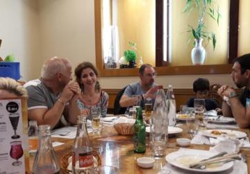 repas fin année Riedisheim Arts Martiaux