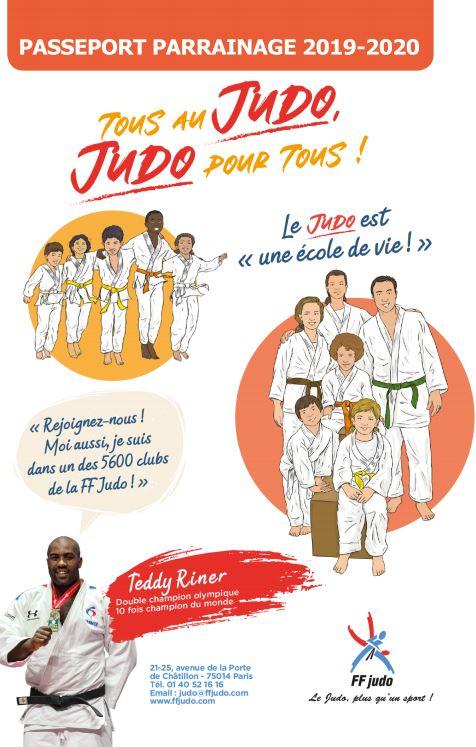 Parrainage judo Riedisheim Arts Martiaux