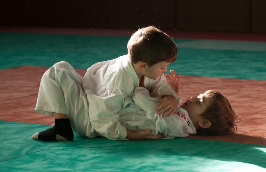 Animation judo Riedisheim Arts Martiaux
