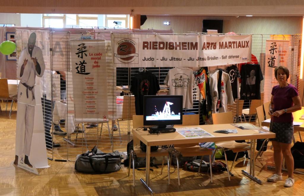 Journées d'automne Riedisheim Arts Martiaux